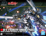HG Narrative Gundam A-Packs