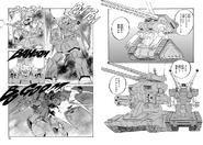 MSV Kondo Guntank and Guncannon