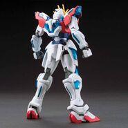 TBG-011B Try Burning Gundam (Gunpla) (Rear)