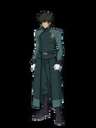 G Gen Cross Rays Custom Character (Male A-Laws Uniform)