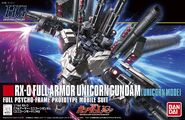 HG Full Armor Unicorn Unicorn Mode Boxart