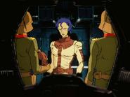 Mobile Suit Gundam Journey to Jaburo PS2 Cutscene 072 M'quve 2