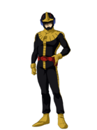 G Gen Genesis Custom Character (Male Tri-Stars Pilot)
