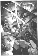 Gundam Chars Counterattack - High Streamer RAW Novel V02-147