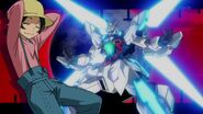 Gundam X Maou