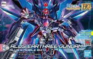 HGBRD Alus Earthree Gundam