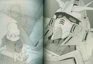 Mobile Suit Gundam Char's Counterattack - Beltorchika's Children (Manga) scan2