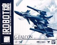 RobotDamashii G-Falcon p01