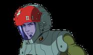 SD Gundam G Generation Genesis Character Face Portrait 0063