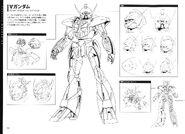 ∀ Gundam details 1