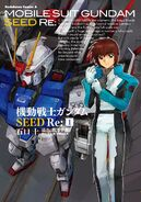 Gundam SEED Re Vol. 1 Cover