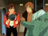 Judau in Space
