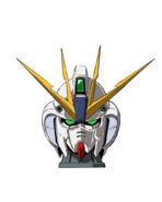 Narrative Gundam Head