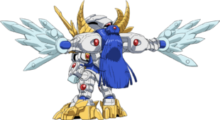 Dragon Fusion (Rear)