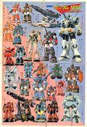 MSG MSV Mecha Poster - Terebi Mag