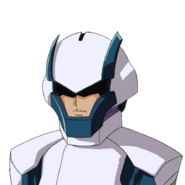 Orb Pilot A (G Gen Wars)