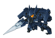 Super Robot Wars 3rd Z CBNGN-003 Union Flag Celestial Being Version
