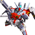 Unit s full armor gundam mk-iii