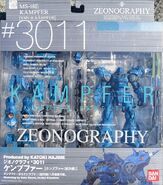 Zeonography 3011 Kampfer box-front