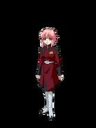 G Gen Cross Rays Custom Character (Female ZAFT Red Uniform)