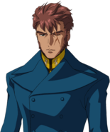 Super Robot Wars T Character Face Portrait 404