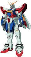 God Gundam - Front