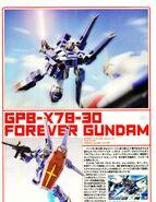 HG - GPB-X78-30 - Forever Gundam