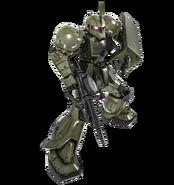 MS-05S Zaku I Commander Type BO2