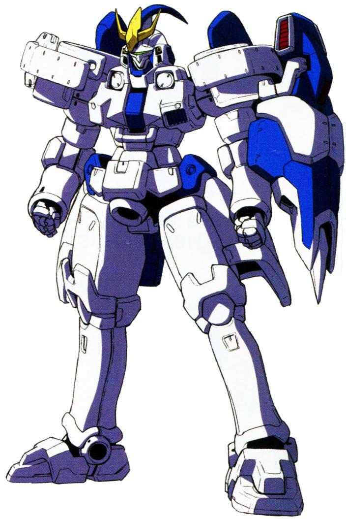 OZ-00MS2B Tallgeese III   The Gundam Wiki   FANDOM powered