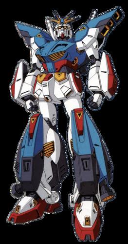 Front (w/o Beam Lancer & Flight Shield)