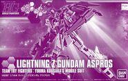 HGBF Lightning Zeta Gundam Aspros