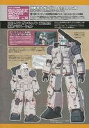 MOBILE SUIT GUNDAM THE ORIGIN MECHANICAL ARCHIVES VOL.16 P0-2