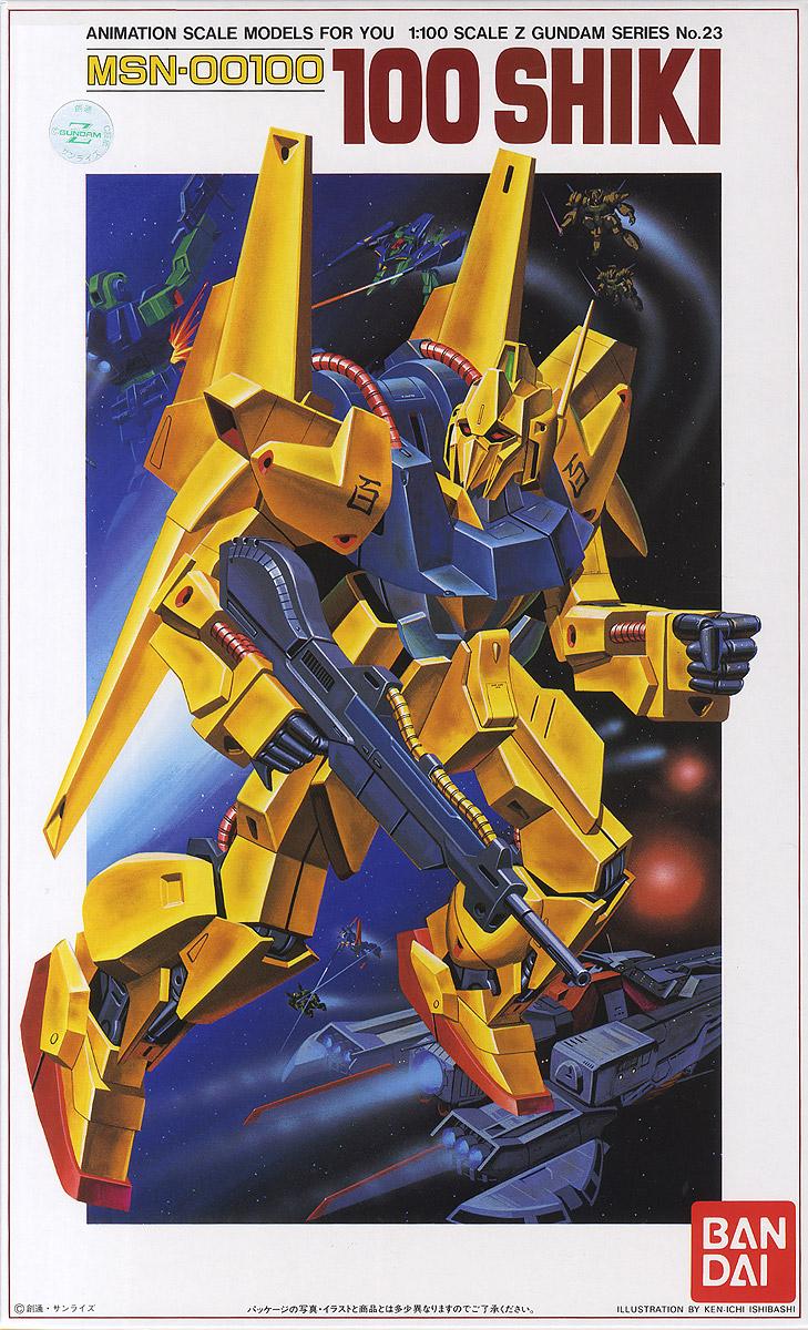 GUNDAM Z GUNDAM MSN-00100 100 SHIKI /& GUNDAM MARK II RX-178 1//220 SCALE KITS