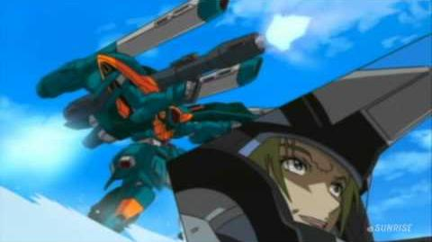 149 GAT-X131 Calamity Gundam (from Mobile Suit Gundam SEED)