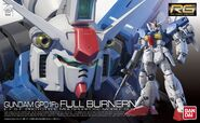 RG Box - GP01FB Full Burnern
