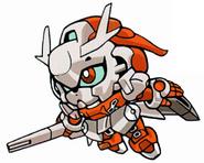 SD Gundam G-Arcane