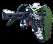 SD Gundam G Generation Cross Rays Gundam Dynames