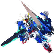 SD Gundam G Generation Crossrays Gundam seven swords G