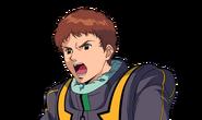 SD Gundam G Generation Genesis Character Face Portrait 0369