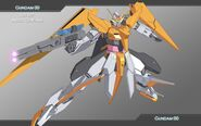 GN-007 Arios Gundam Wallpaper