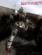 Gundam 0079 Poster Art