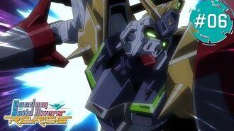 Gundam Build Divers Re RISE – 6 Hero on the Brink (EN,HK,TW,KR,TH,FR,IT sub)