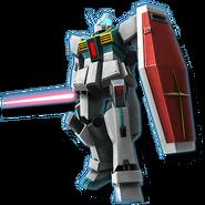 Gundam Diorama Front 3rd RGM-86R GM III