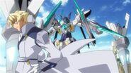 Kujo & New Gundam AGE Magnum