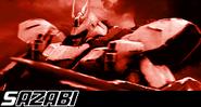 GTBM2 - Sazabi