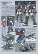 GW Heavy Gundam & Guncarry 2