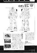 Gundam 00 - 1st Mechanics - GN-000 - 0 Gundam