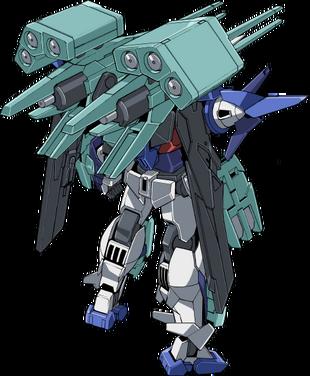 HWS (Heavy Weapon System) Rear