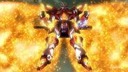 KMK-B01 Kamiki Burning Gundam (Island Wars) 15