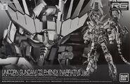 RG Unicorn Gundam 03 Phenex (Narrative Ver.)